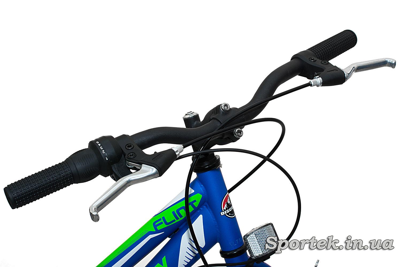 Руль подросткового велосипеда Discovery Flint MC