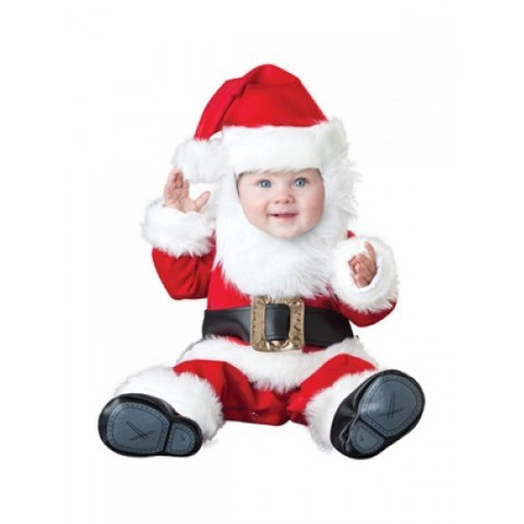 InCharacter Costumes Baby - Santa Claus