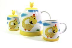 9366 FISSMAN Чайный набор