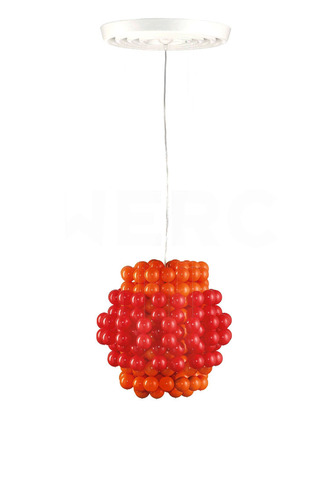 replica Verner Panton Ball pendant lamp (rad)
