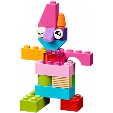 LEGO Classic: Дополнение к набору для творчества – пастельные цвета 10694