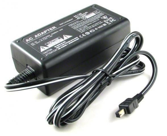 Зарядка для Sony DSC-W100/B AC-LS5 (Зарядное устройство для Сони)