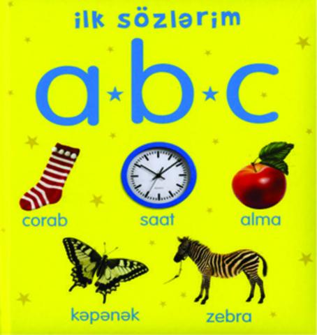abc – ilk sözlərim
