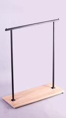 Бэст-1303 Стойка вешалка (вешало) напольная для одежды