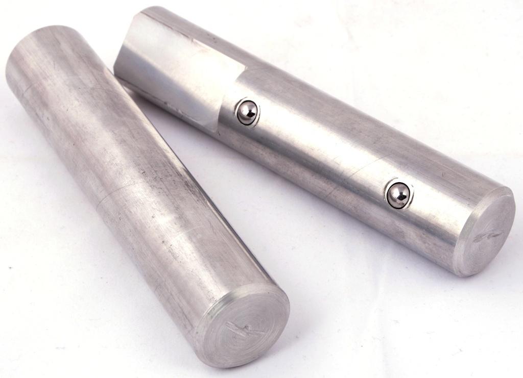 Вставки металлические для верстака d=30, 200 мм Pinie Bench1