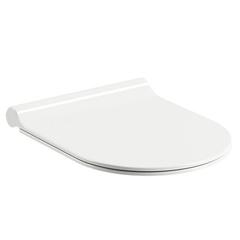 Сиденье для унитаза с микролифтом Ravak Uni Chrome Slim X01550 фото