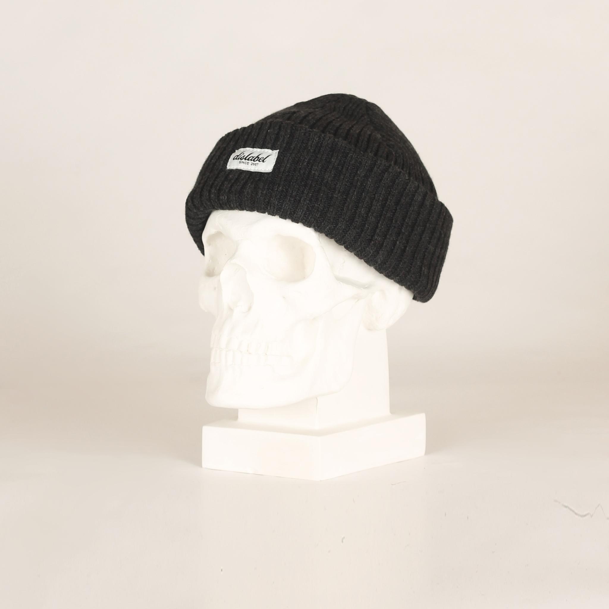 Шапка Dislabel Fisher Mini Темно-серый