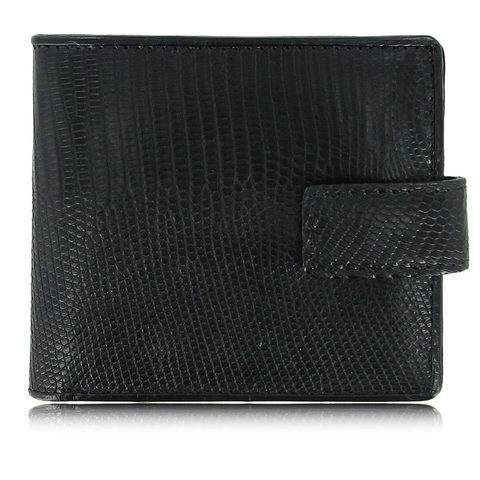 Мужской кошелек из кожи варана WZ-022
