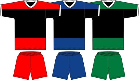 Футбольная форма Ф-022