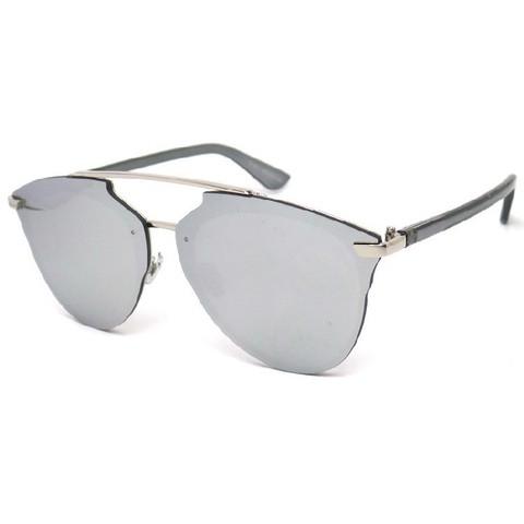 Солнцезащитные очки 1971003s Серебряные зеркальные
