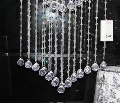 cristal  cascade chandelier  11-03  by Cristallino