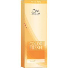WELLA cf asid new   6/7 темный блонд коричневый 75мл (оттеночная краска)