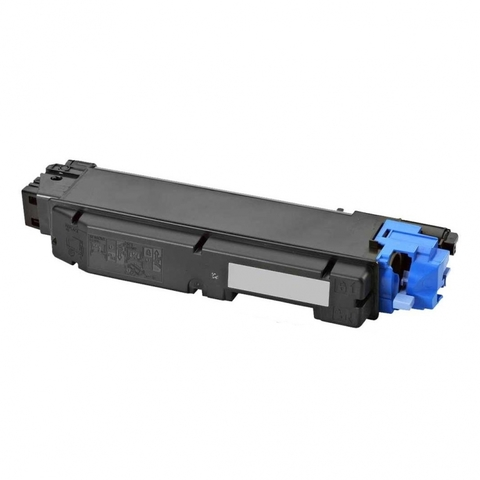 Совместимый картридж Kyocera TK-5150C, голубой для Kyocera® ECOSYS M6035/6535. Ресурс 10000 копий.