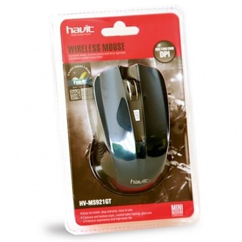 Мышь беспроводная HAVIT HV-M921GT USB blue