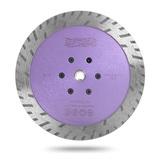Алмазный диск для шлифовки и резки Messer G/F. Диаметр 230 мм.