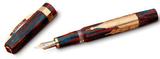 Перьевая ручка Visconti San Basil корпус целлул вставка вермейл перо пал 23 (VS-663-18F)