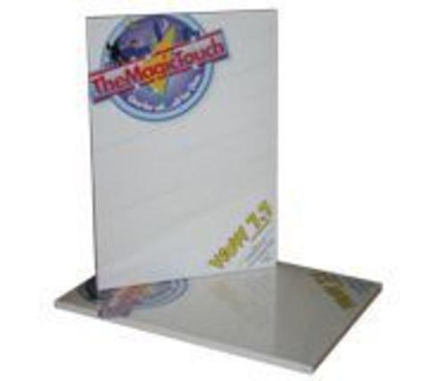 Трансферная бумага The Magic Touch WOW 7.7 для цветного текстиля. Формат А4. 50 листов