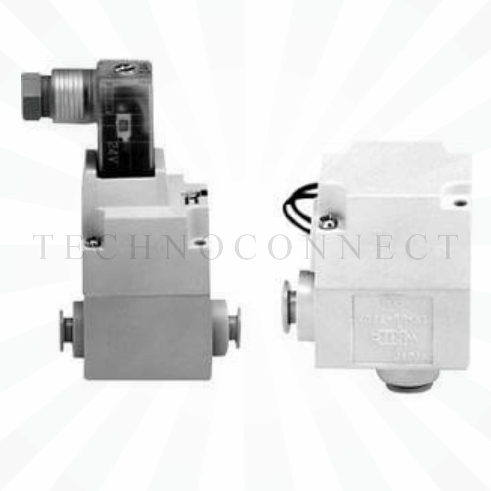 VQ21A1-5YZ-C6   2/2-Пневмораспределитель, б/р 6, 24VDC