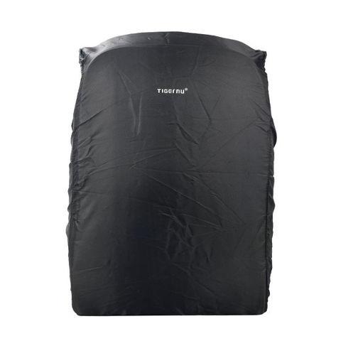Чехол Tigernu на рюкзак от дождя чёрный