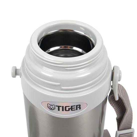 Термос Tiger MBI-A080 (0.8 литра) белый