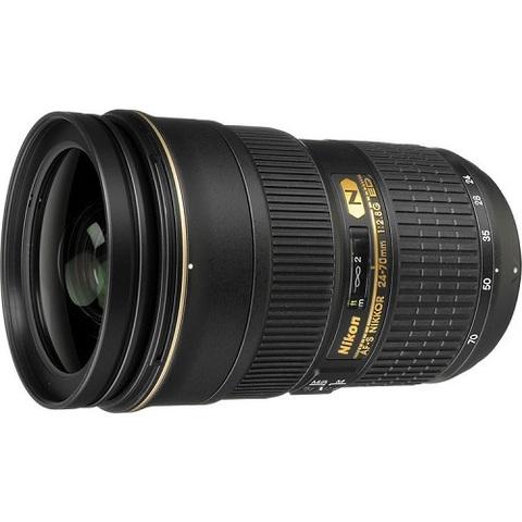 Объектив Nikkor AF-S 24-70mm f/2.8G ED Black для Nikon