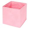 Коробка для вещей, без крышки, Minimalistic, Minimalistic Pink