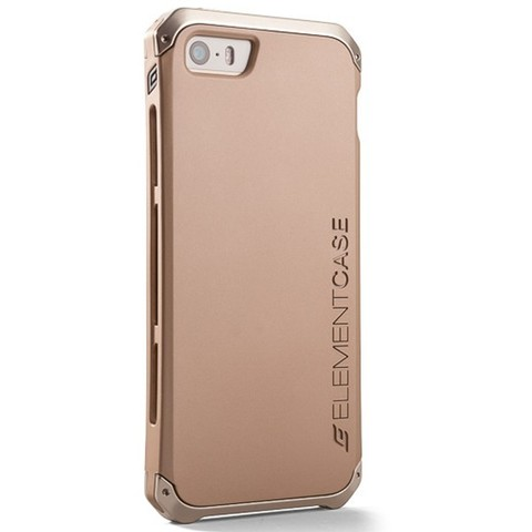 Element Case Solace Gold
