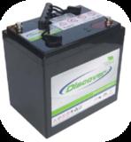 Тяговый аккумулятор Discover EVGC6A-B ( 6V 207Ah / 6В 207Ач ) - фотография