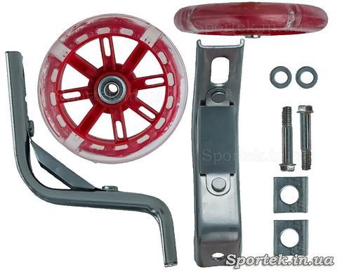 Боковые колеса для детских велосипедов с диаметром колес 14 дюймов