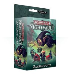 Warhammder Underworlds: Zarbag's Gitz (Русское издание)