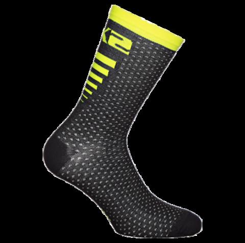 Sixs, Теплые термо-носки с мериносом ARROW, желтый