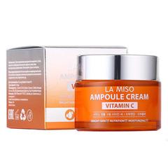 La Miso Vitamin C Ampoule Cream - Ампульный крем для лица с витамином С