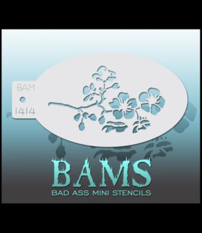 Трафарет BAMS 1414