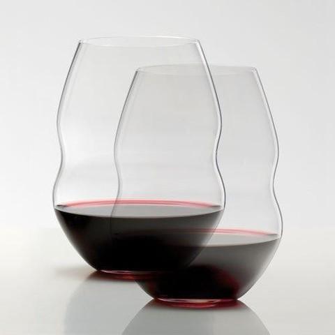 Набор бокалов для красного вина 2шт 580мл Riedel Swirl Red Wine