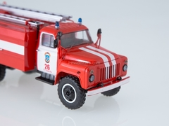 GAZ-53 AC-30-106G fire engine 1:43 Start Scale Models (SSM)