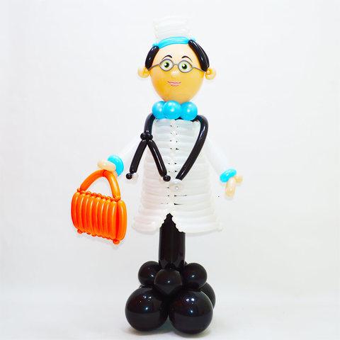 Доктор из шаров