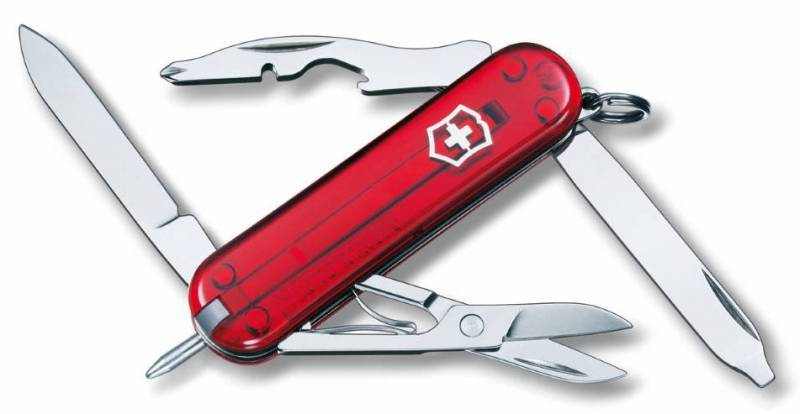 Victorinox Manager Ruby (0.6365.T)