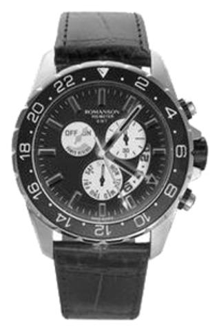 Купить Наручные часы Romanson AL0340BMWBK по доступной цене