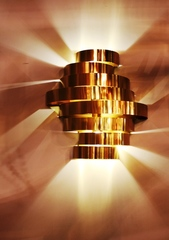 RING lights wall lamp  by HENGE