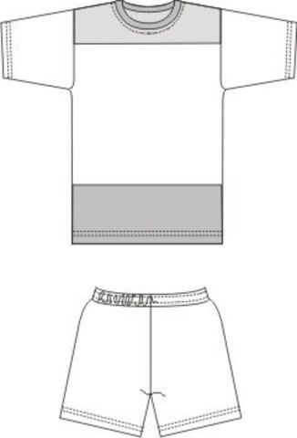 Форма футбольная Ф-021