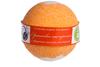 Шарик для ванн соляной Оранжевое настроение (мандарин), 160g ТМ Savonry