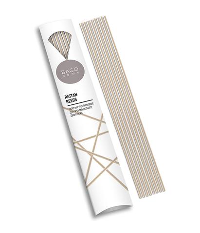 Палочки для ароматического диффузора тростниковые 20 см, Bago home