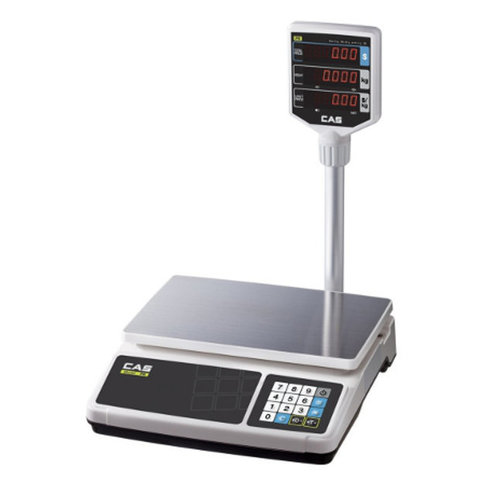 Весы торговые CAS PR-6P