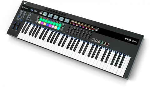 MIDI-клавиатура Novation 61SL MKIII