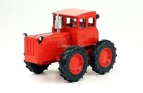 Tractor TK-4 1:43 Hachette #100