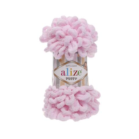 Купить Пряжа Alize Puffy Код цвета 031 | Интернет-магазин пряжи «Пряха»
