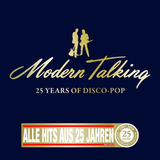 Modern Talking / 25 Years Of Disco-Pop (2CD)