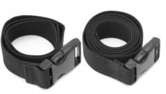 Ремни с замками-карабинами для крепления багажа