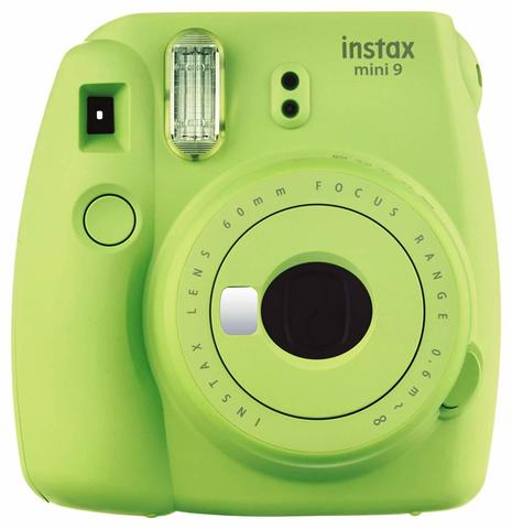 Camera Fujifilm Instax Mini 9 Instant Camera - Lime Green