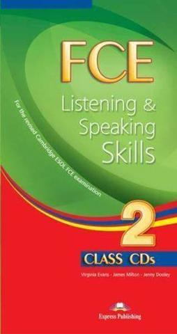 FCE Listening & Speaking Skills 2. Class Audio CDs.(set of 10)